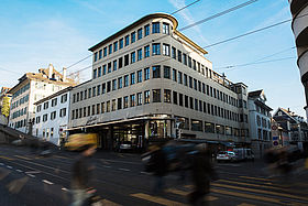 dental surgery in the heart of Zurich